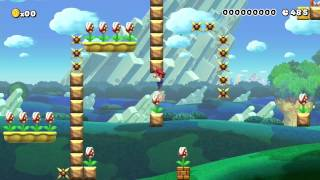 Super Mario Maker: Plants 2