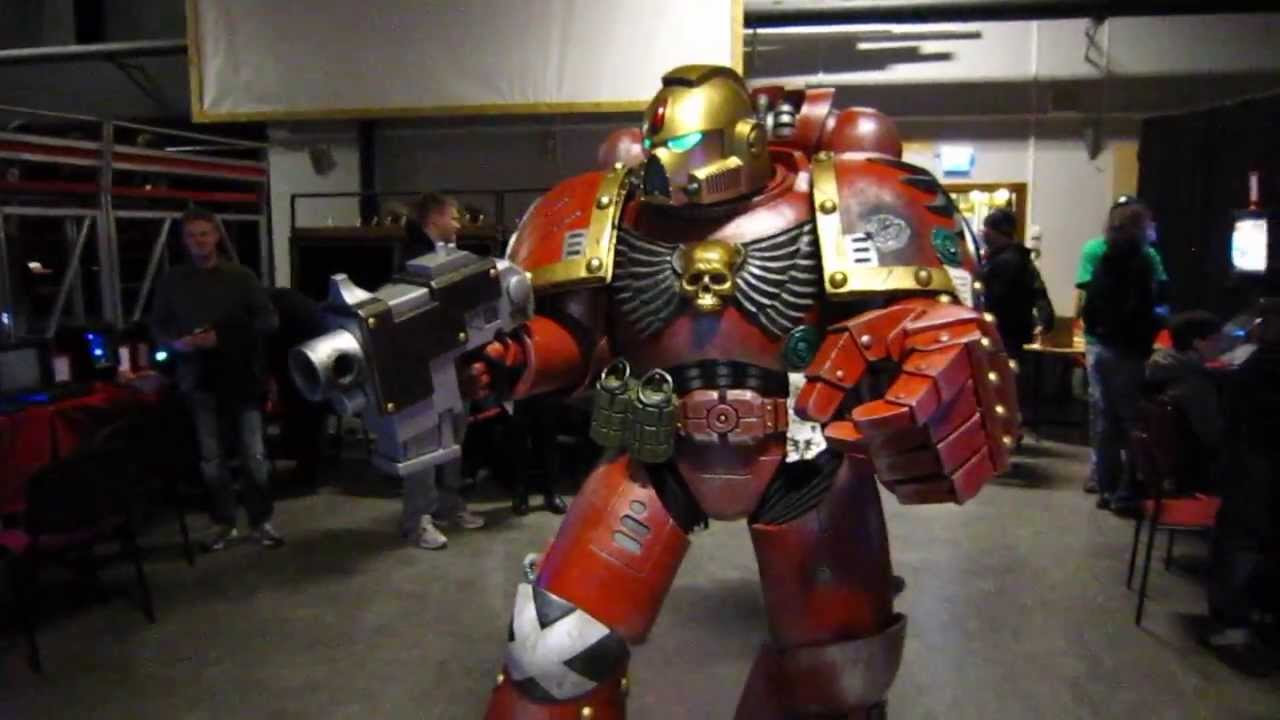 foto How to Make a Space Marine Costume