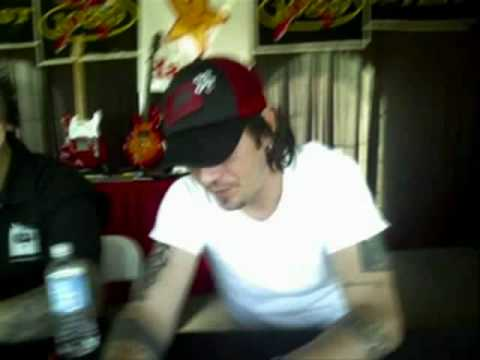 Three Days Grace NEW Adam and Neil Quotes.wmv Video