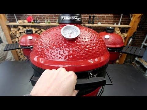 This Grill makes sense !!!    KamadoJoe Junior