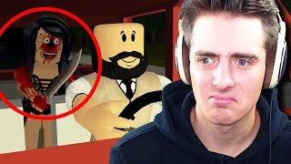 Reacting to True Stories Retold in Roblox