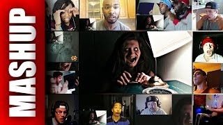Try Not to Get Scared Reactions Mashup (99% Will Fail)