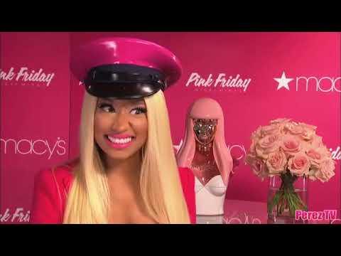 Nicki Minaj interviewed by Perez Hilton (2012)!