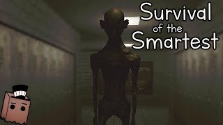 Survival of the Smartest - Spooky School | Killjoy Let's Play | Indie Horror Trivia Game