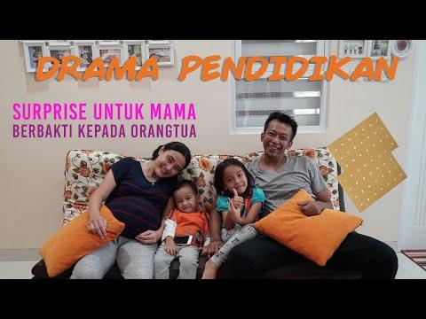 Drama Pendidikan | Surprise Untuk Mama | Zara Cute Berbakti Kepada Orang Tua