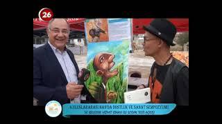 Handa Dostluk ve Sanat Sempozyumu