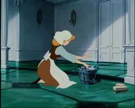 Cenicienta limpiando el piso imagui - Robot que limpia el piso ...