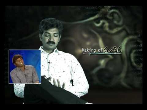 Rajamouli on men and women behind the period look of Magadheera...