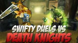 Swifty Mop Duels vs DeathKnights (gameplay/commentary)