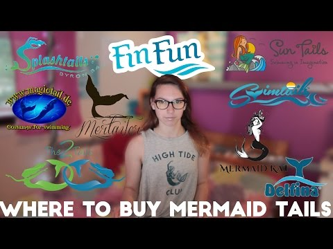 Top 10 Places to Buy Mermaid Tails