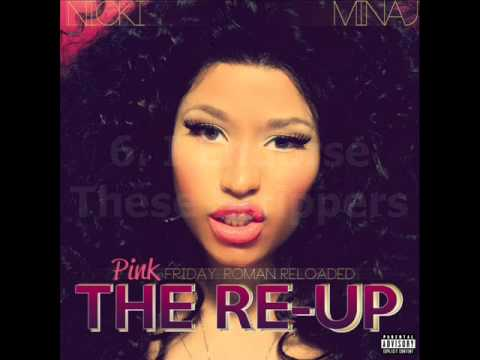 Nicki Minaj - Pink Friday: Roman Reloaded The Re-Up Official Tracklist