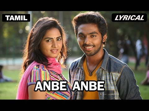 Anbe Anbe | Full Song With Lyrics | Darling video