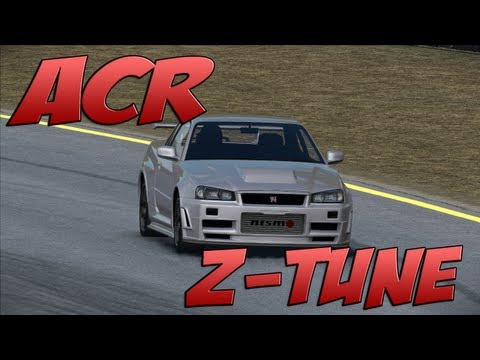 Acr: Nismo R34 Z-tune Hockenheim