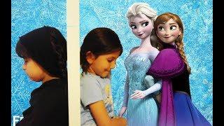 Oyun Adası / Kardan Adam Yapsak Senle / Karlar Ülkesi Frozen / Elsa ve Anna