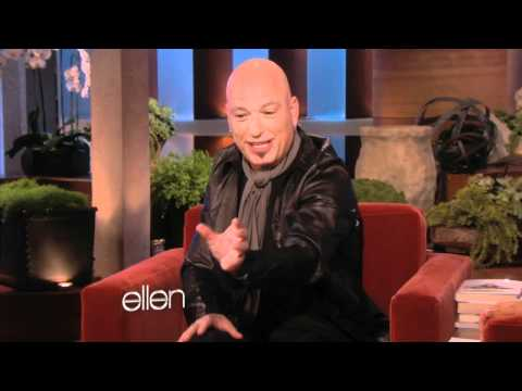 Howie Mandel is Itchy
