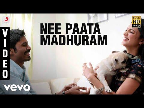 Anirudh Ravichander;roop Kumar Rathod;shreya Ghoshal - Nee Paata Madhuram video