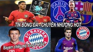 Tin bóng đá|Chuyển nhượng 13/08|Sao MU thách thức chiếc giày vàng? Neymar gần ngày trở lại Barca