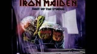 Watch Iron Maiden Nodding Donkey Blues video