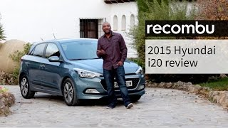 2015 Hyundai i20 review