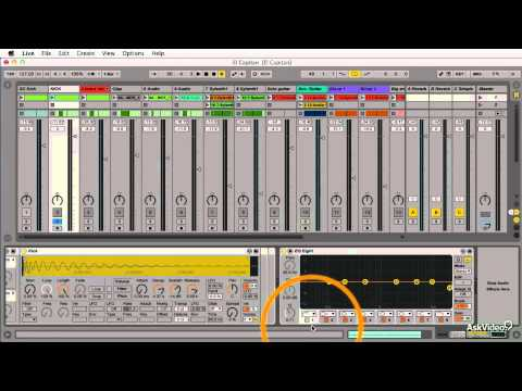 Live 9 401: Mixing and Mastering Toolbox - 5. EQ-ing the Kick Drum