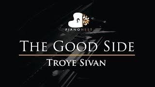 Download Lagu Troye Sivan - The Good Side - Piano Karaoke / Sing Along / Cover with Lyrics Gratis STAFABAND