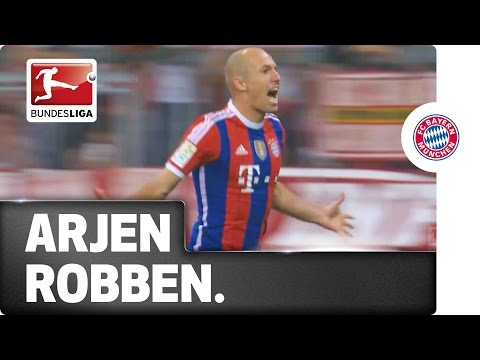 Arjen Robben - Player of the Week - Matchday 1