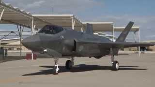 Norwegian Air Force F-35 Arrival and Student Flight | Luke AFB