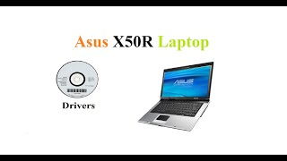 Download & Update asus X50R laptop  Drivers