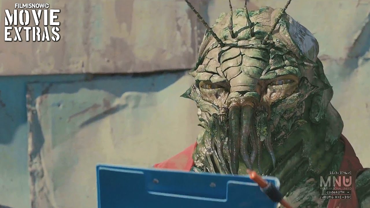 District 9 - VFX Breakdown by Image Engine (2009)