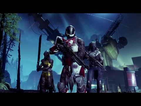End | Destiny 2 GMV| Forsaken DLC gmv |SPOILERS| thumbnail
