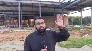 "A Message from Sh. Yasir Qadhi: ""Help Me Build the Memphis Islamic Center this Ramadan!"""