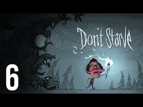 Don't Starve | Part 6 | ADVENTURE MODE ROCKS
