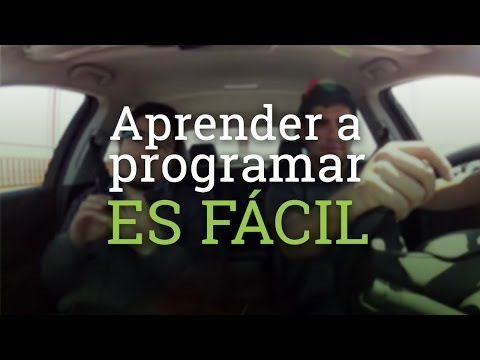 Aprender a programar es fácil