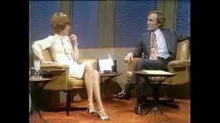 Carol Burnett on The Dick Cavett Show