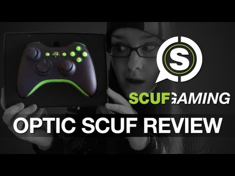 OpTic Scuf Unboxing In Depth Review coupon code MIDNITE