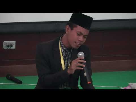 TERBARU!! Syamsuri Firdaus terbaik 1 di SAFAR8 UNJ 2017