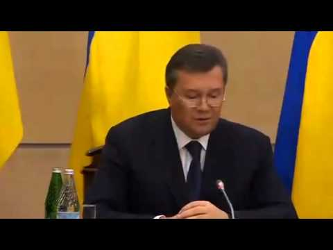 Ukraine's ousted Yanukovich reappears in Russia