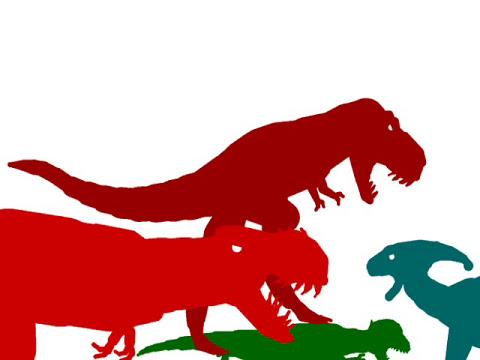 Jurassic Pivot Teaser Trailer 1