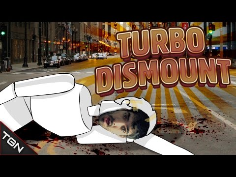 TURBO DISMOUNT: ESTILO WRECKING BALL