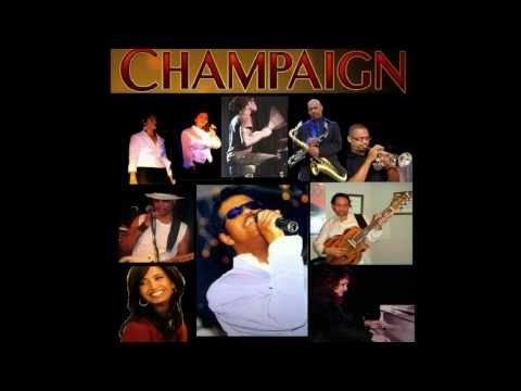Champaign - How 'Bout Us (1981)