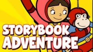 Colorful Game - WordGirl Storybook - Car Color Change - Water Surprise