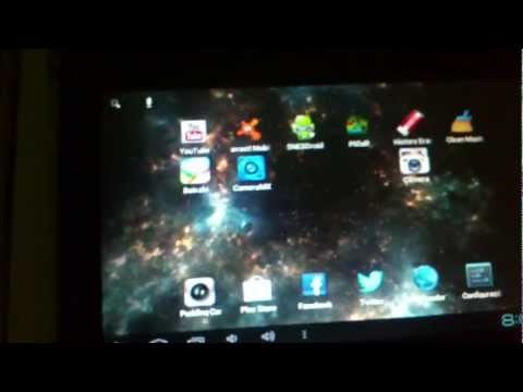 tablet navcity nt1710 configurar modem 3g