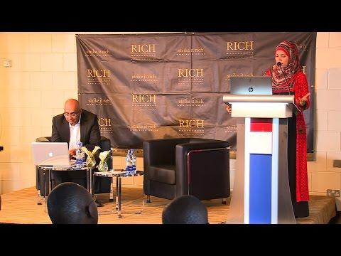 #Mindspeak Presentation, Sumayya Hassan-Athmani, CEO. National Oil @SumayyaAthmani
