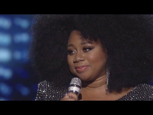 'American Idol' Finale: La'Porsha Renae Delivers Tearful Performance Dedicated to Her Daughter