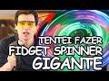 DESAFIO FIDGET SPINNER GIGANTE - CELSO PORTIOLLI