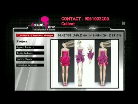 fashion designing course details