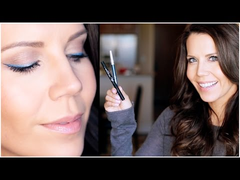 MAKE COLORFUL LINER LOOK NATURAL | Tip Tuesday
