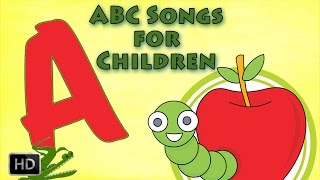 ABC Song | ABC Songs for Children | ABC Nursery Rhymes | Baby Songs |  ABC Phonics