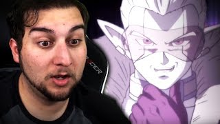 WHAT IS GOING ON?! I'M SO CONFUSED!!   Kaggy Reacts to Super Dragon Ball Heroes Episode 7