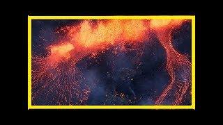 Hawái: experto descubrió un ovni cerca del volcán Kilauea - Noticias